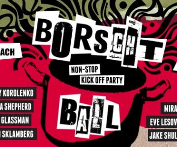 Borscht Ball at Paper Box