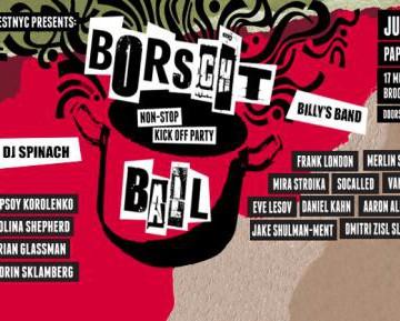 THE BORSCHT BALL