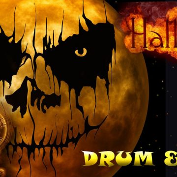 Drum and Dance Halloween Party