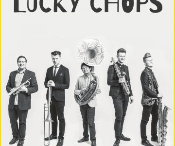 Lucky Chops @ Brooklyn Steel 12.29.2017