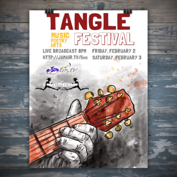 """Переплет"" Tangle Arts and Music festival"