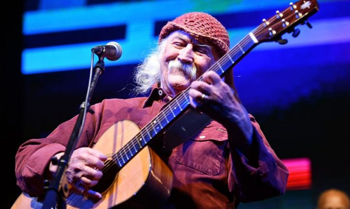 David Crosby Plots North American Solo Tour
