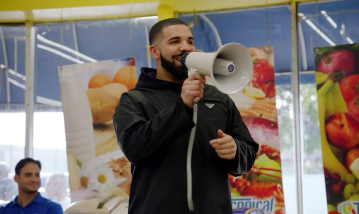 Watch Drake's Million-Dollar Donation Spree in 'God's Plan' Video