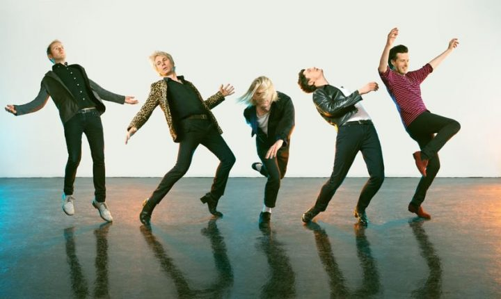 Review: Franz Ferdinand Return and the Dapper Crew Wants to Dance