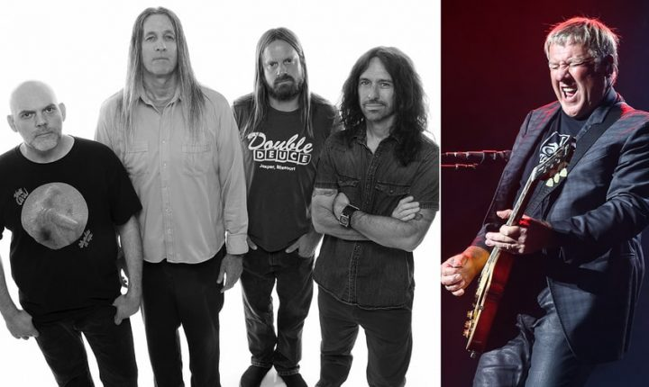 Hear Rush's Alex Lifeson Guest on Fu Manchu's New 18-Minute Psych-Rock Epic