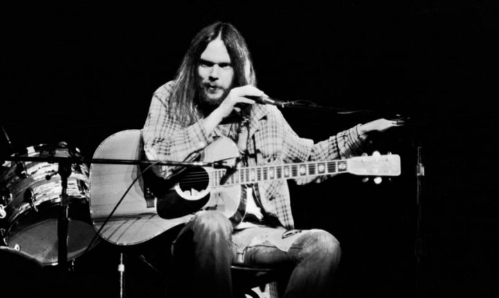 Neil Young Details Archival 'Roxy – Tonight's the Night Live' Album