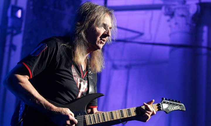 Judas Priest Guitarist Glenn Tipton Steps Back From Tour Due to Parkinson's