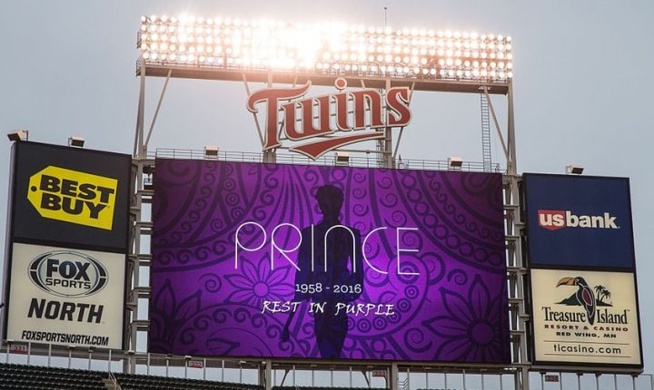 Prince Estate Strikes Merchandise Deal With Minnesota Twins