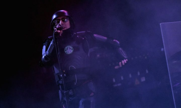 Maynard James Keenan Offers Encouraging Update on New Tool Album