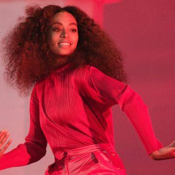 Solange Chosen as Harvard Foundation Artist of the Year