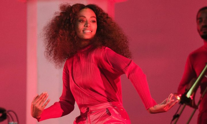 Solange Chosen as Harvard Foundation Artist of the Year