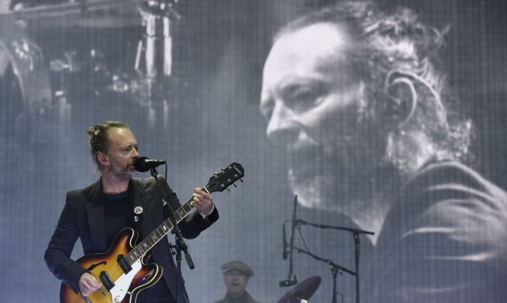 Radiohead Plot U.S. Summer Tour