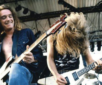 Metallica Plan 'Cliff Burton Day' in Late Bassist's Hometown