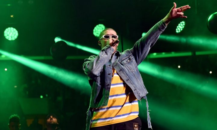 Latin Trap Artist Bad Bunny Tapped by Apple Debuts New Song