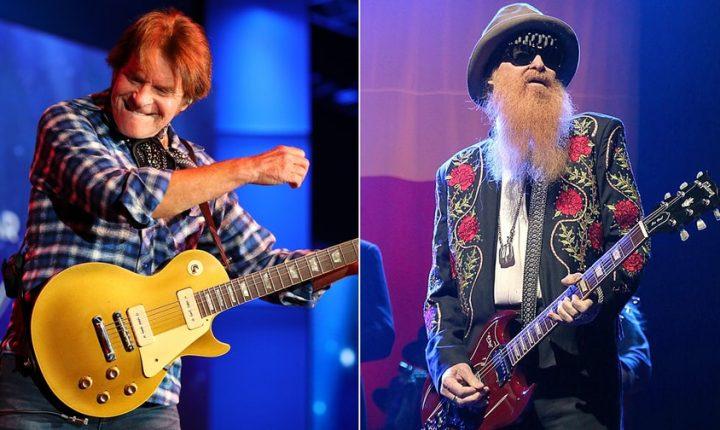 John Fogerty, ZZ Top Plot Joint 'Blues and Bayous' Tour