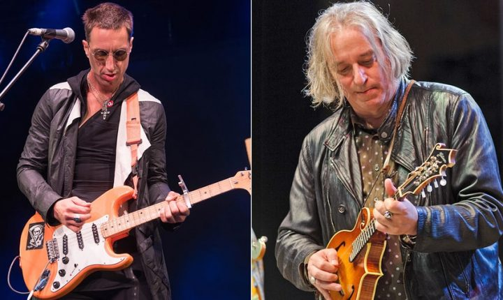 Peter Buck, Joseph Arthur Reveal 'Spontaneous' New Band, Arthur Buck