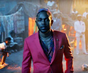 Watch Kendrick Lamar, SZA's Vibrant New 'All the Stars' Video