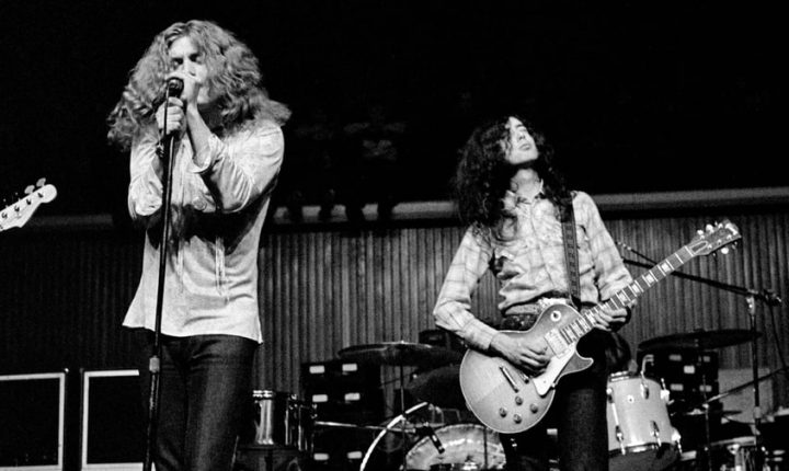 Led Zeppelin to Issue Rare Mixes of 'Rock and Roll,' 'Friends'