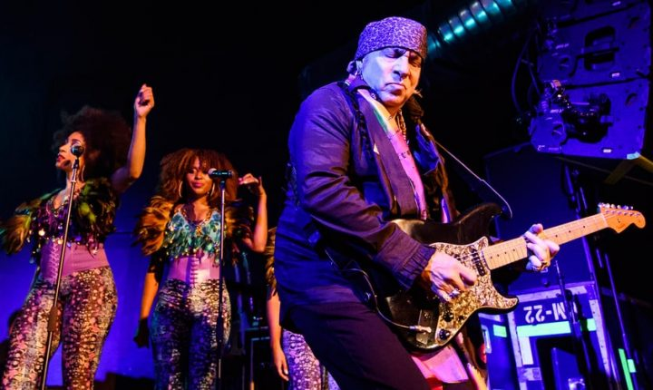 Steven Van Zandt Plots Tour for Music Curriculum Initiative