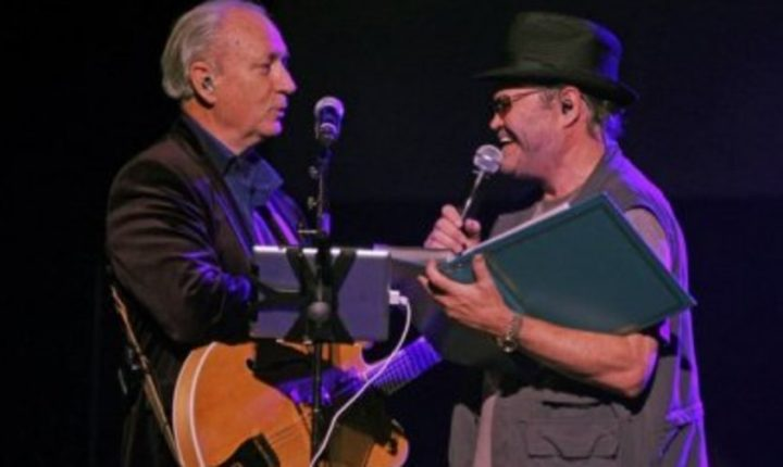 Monkees' Micky Dolenz, Mike Nesmith Announce First Tour as Duo