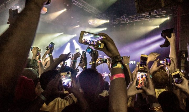 Artists to Fans: Put Your Phone Away!