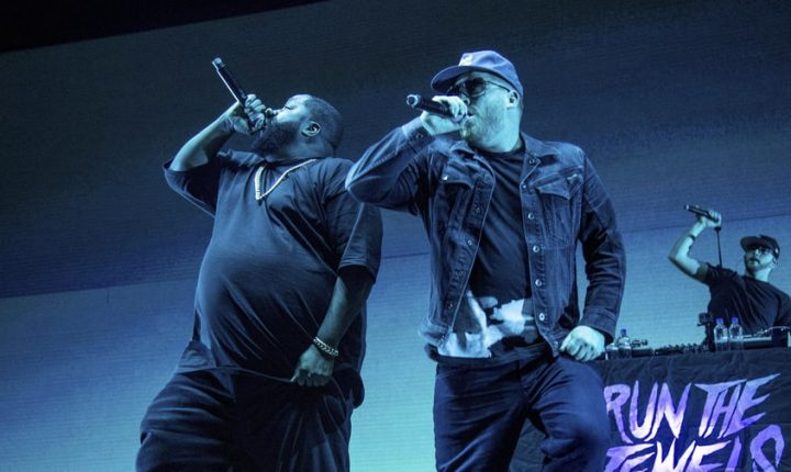 Run the Jewels Named 2018 Record Store Day Ambassadors