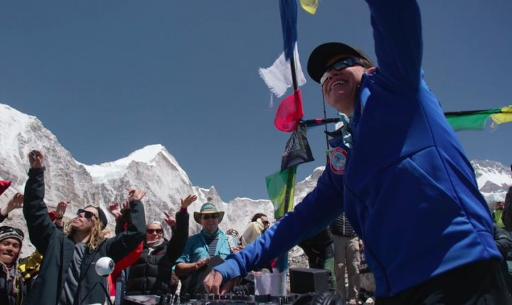 Watch Paul Oakenfold Party on Mount Everest in New Doc Trailer