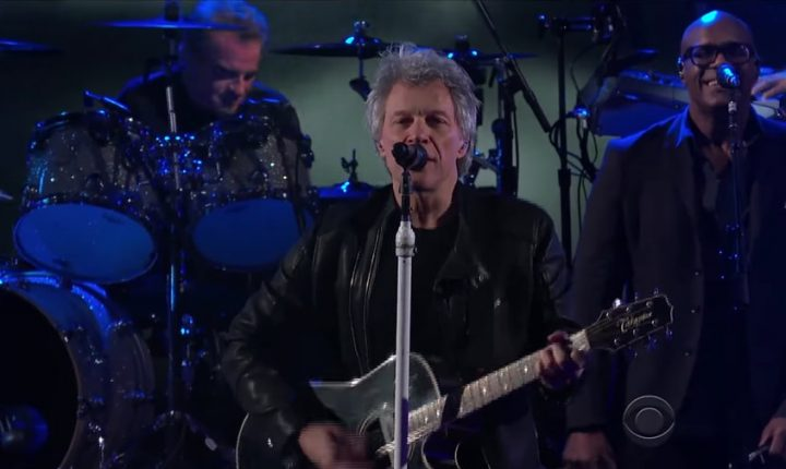 Watch Bon Jovi Perform Rousing 'When We Were Us' on 'Colbert'
