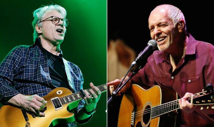 Steve Miller Band, Peter Frampton Unite on U.S. Summer Tour