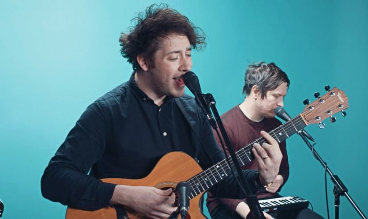 See the Wombats' Cutting, Acoustic Rendition of 'Lemon to a Knife Fight'