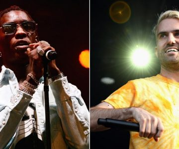 Hear Young Thug, A-Trak's Rowdy New Song 'Ride For Me'