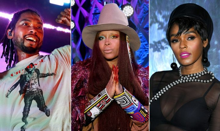 Erykah Badu, Miguel, Janelle Monae Top Afropunk Brooklyn Lineup