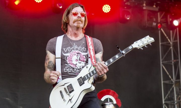 EODM's Jesse Hughes Apologizes After March For Our Lives Tirade