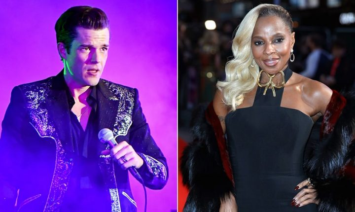 Mary J. Blige, Brandon Flowers to Present At Rock Hall of Fame Induction