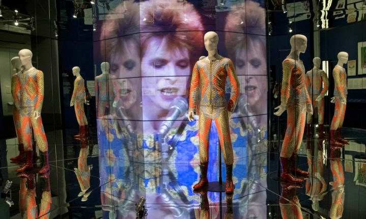 David Bowie's Secret Life: Inside the Stunning 'David Bowie Is' Exhibit in Brooklyn