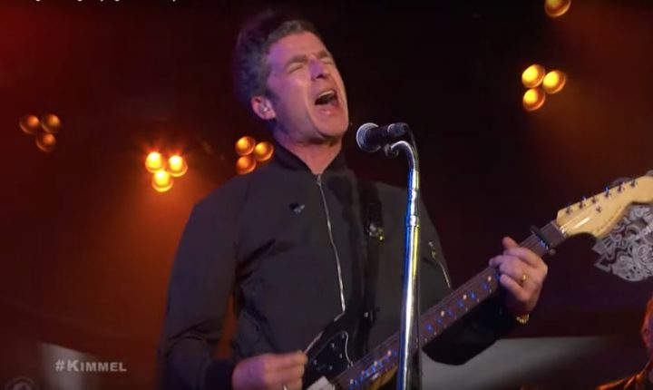 Watch Noel Gallagher Deliver Rousing 'Holy Mountain' on 'Kimmel'