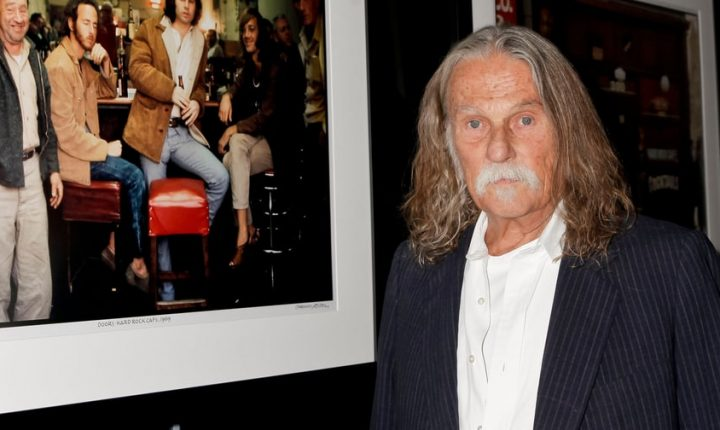 Neil Young Album Cover Artist Gary Burden Dead at 84