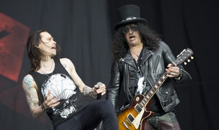 Slash Details New Album With Myles Kennedy and the Conspirators