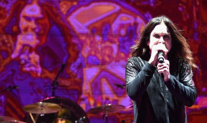 Ozzy Osbourne Files Antitrust Lawsuit Against AEG