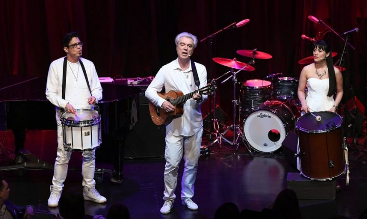 David Byrne: 'I Regret Not Hiring Women' for New Album