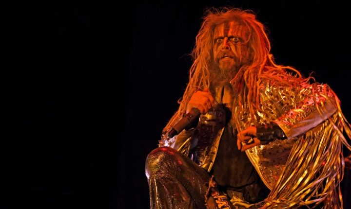Rob Zombie Announces Giant Vinyl Box Set, New Live Album