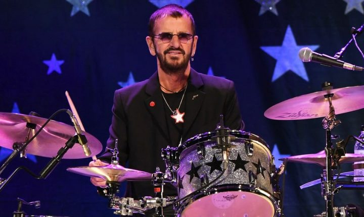 Ringo Starr Adds U.S. Dates to All Starr Band Tour