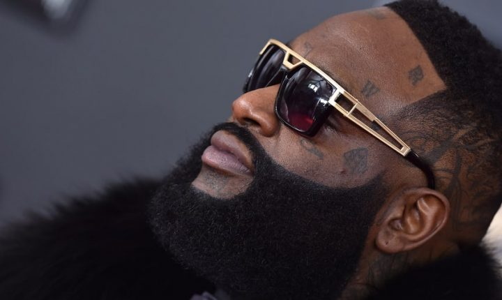 Rick Ross Hospitalized After Caller Reported Him Unconscious