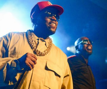 Big Boi Extends U.S. Tour With 16 New Dates