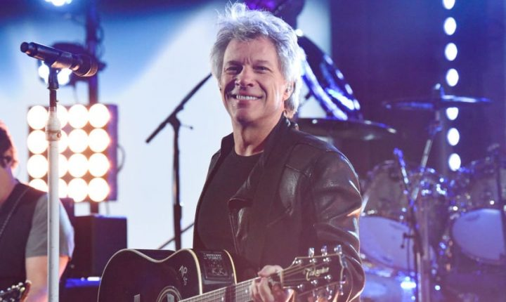On the Charts: Bon Jovi Turn Ticket Sales Into Number One Album