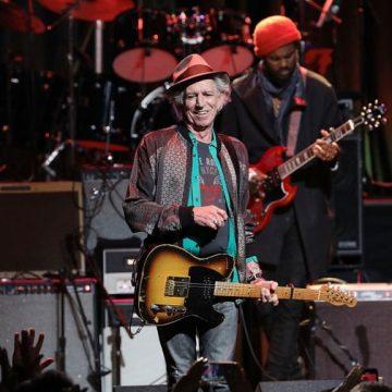 Watch Keith Richards, Mavis Staples Highlight Love Rocks NYC Benefit