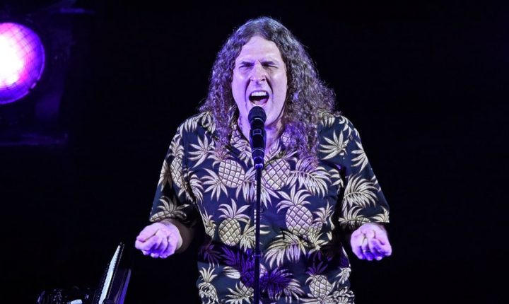 Watch 'Weird Al' Yankovic Scream Through Billy Idol's 'Rebel Yell'