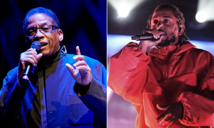 Herbie Hancock Taps Kendrick Lamar, Thundercat for New Album