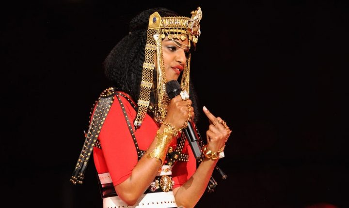 M.I.A. Says Jay-Z Pushed Her to Sign 'Ridiculous' NFL Lawsuit Deal