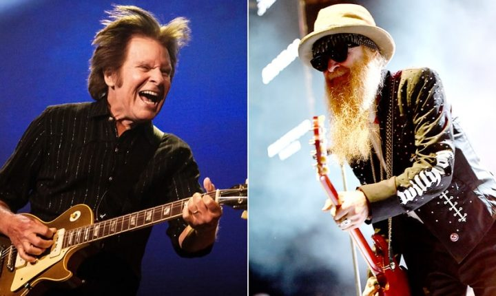 John Fogerty, ZZ Top's Billy Gibbons Talk Upcoming Co-Headlining Tour